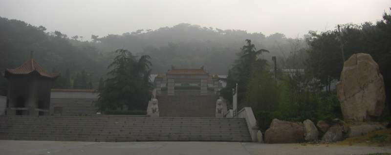 Temple on Fu Mountain